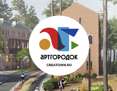 Артгородок - CREATOWN.RU