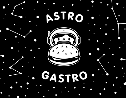 astro gastro / branding