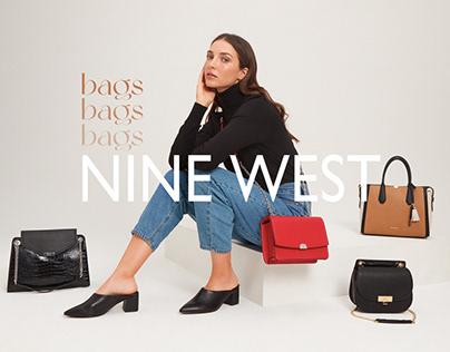 Nine West bags exclusivo para Paris.cl