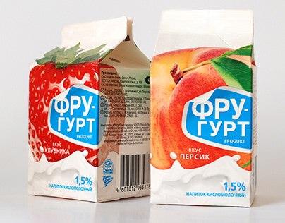 FRUGURT Yogurt \ Йогурт «ФРУГУРТ»