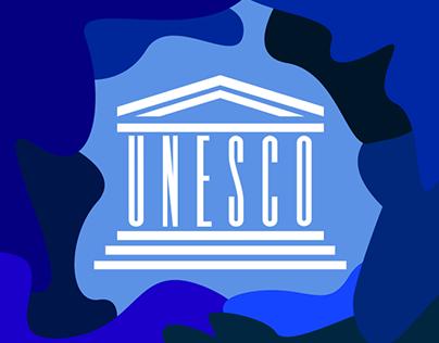 Campaña para UNESCO(Proyecto Universitario)