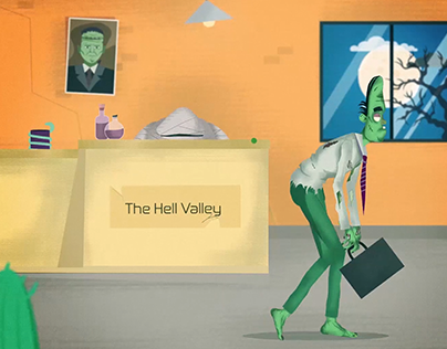 The Hell Valley | Halloween