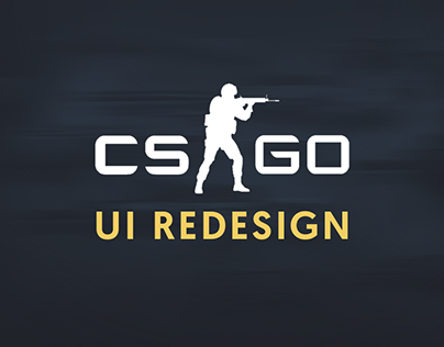 CS:GO - UI Redesign
