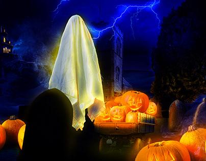 Halloween Theme Manipulate