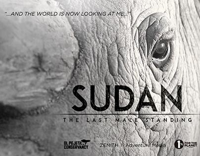 Sudan The last male standing