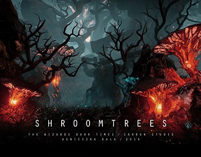 Shroomtrees / 3D models