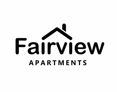 FAIRVIEW APARTMENTS LOGO DESIGN