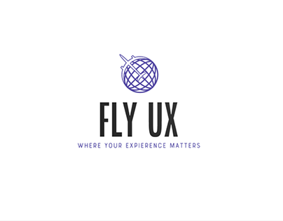 Fly UX airline booking process