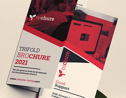 MULTIPURPOSE TRI-FOLD BROCHURE | TRIFOLD BROCHURE