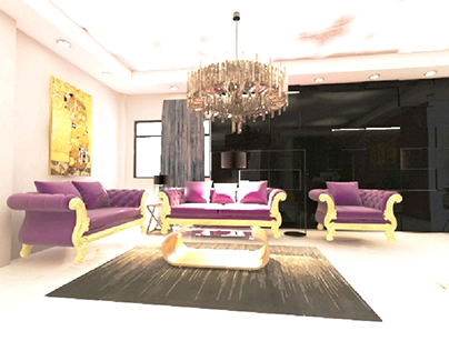 Purble neo classic reception