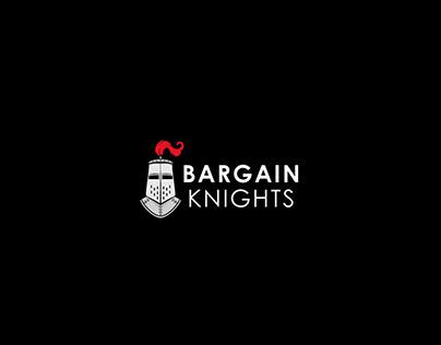 Iconic Knights Logo Design
