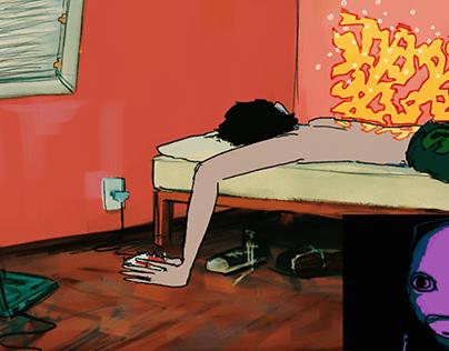 Alarm Clock - Animation