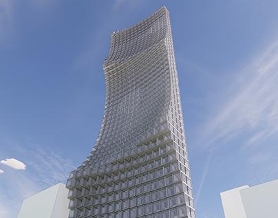 SOLAR RESPONSIVE TOWER