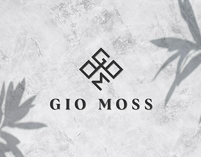 Gio Moss Branding
