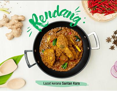 KARAokay Chicken Rendang