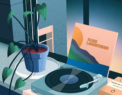 Flore Laurentienne & Mathieu David Gagnon - Volume 1