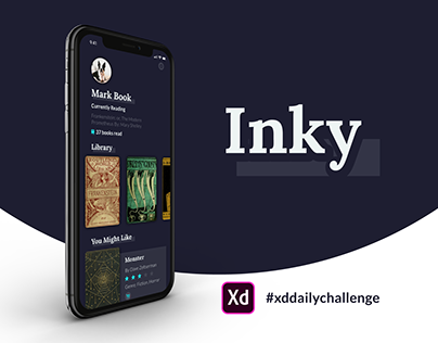 Inky - XD Daily Challenge Day 3 - August 2019