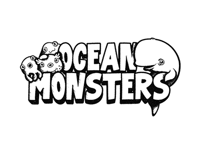 Ocean Monster - Comics