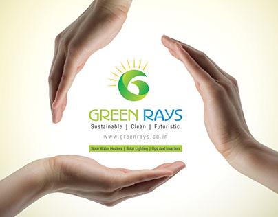 Green Rays Leaflet