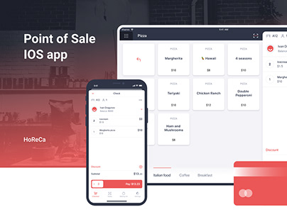 Point of Sale (POS) App