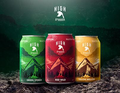 High Sparrow Beer