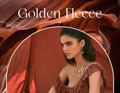 GOLDEN FLEECE. Jewelry store redesign concept