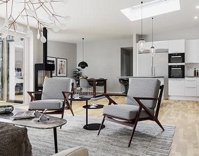 Residential Housing in Sweden