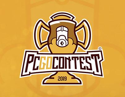 PCGO Contest (Mascot Logo and Visual Identity)