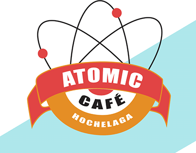 Logo Atomic-Café