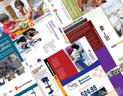 Brochures/Leaflets