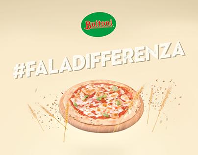 Buitoni – #FaLaDifferenza [We Are Social]