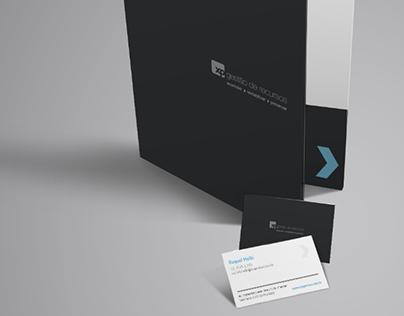 Identidade Visual XP Gestão