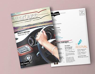Marquee Magazine - Sept/Oct 2013