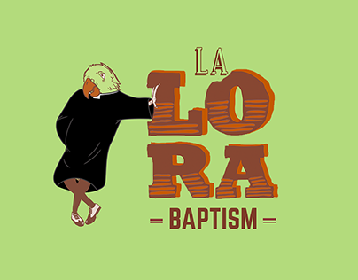 La Lora Baptism