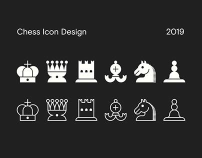 Chess Icon Design — 2019