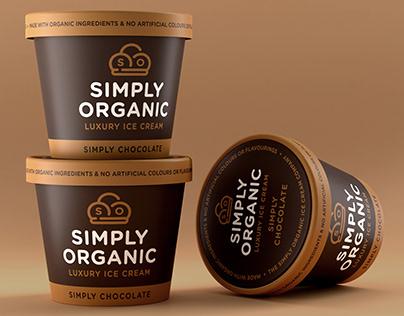 Simply Organic Ice Cream