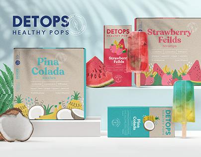 DETOPS – HEALTHY POPS