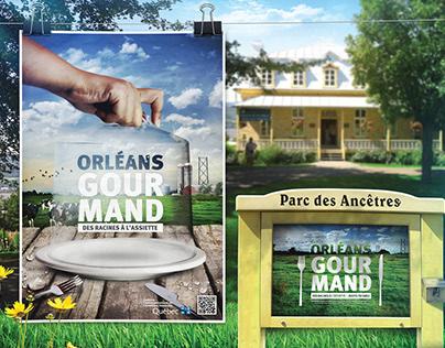 """Orléans Gourmand"" museum exhibition"