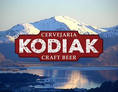 Beer Labels - Kodiak Craft Beer