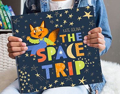 THE SPACE TRIP - Picture Book