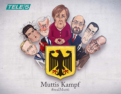 ANIMATION • Muttis Kampf [TELE5 Channel]