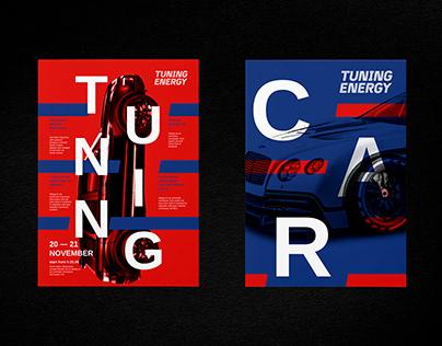 Tuning Energy — Brand Identity