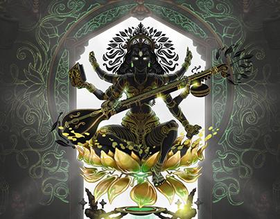 Antariksha Sanchar - Devi's Emergence