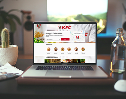 Food E-commerce - Portal UI/UX