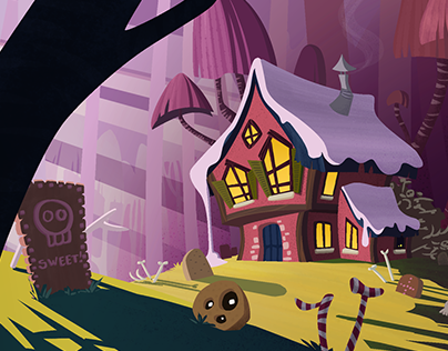 Hansel and Gretel: The Witch's House