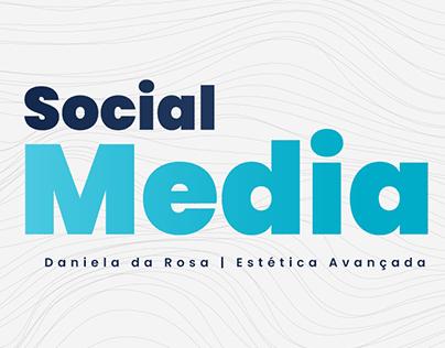Design para Social Media   Clínica Daniela da Rosa