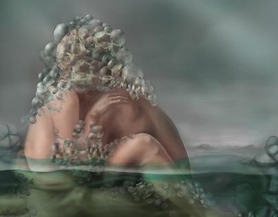 Lost Heaven  Digital Painting