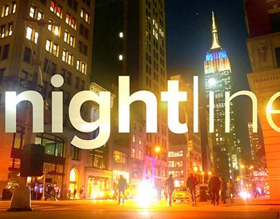 Nightline Motion Graphic Designer Roger White