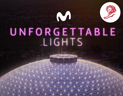 Movistar - Unforgettable Lights