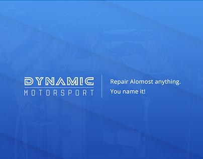 Dynamic Motorsport (Garage App)